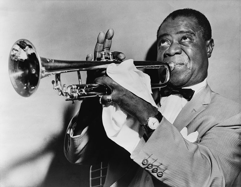 The Swing Era: 1926-1946. Song by year #1: Louis Armstrong