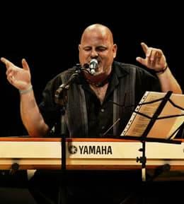 Marco Meucci Musicista Swing Roma Swing Fever