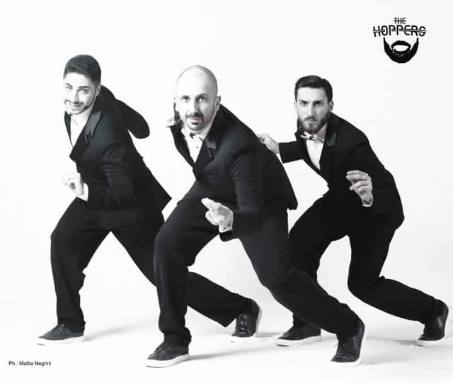 The Hoppers – tre uomini e un progetto