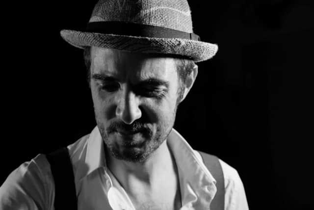 Davide Degli Esposti Musicista Swing Fever