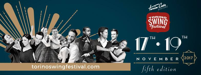 Swing Fever Media Partner di Torino Swing Festival