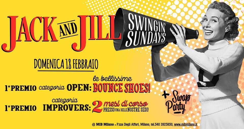 Evento Swing Roma