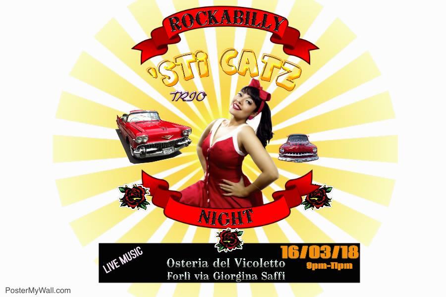 Evento RockandRoll Forlì Swing Fever