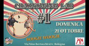 CrazySwing Lab #1 @ Scuola Di Ballo Gabusi | Bologna | Emilia-Romagna | Italia