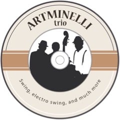 Art Minelli Trio Band Swing Fever