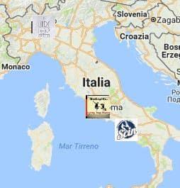 Mappe Locali e organizzatori Italia