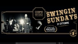 Swingin' Sundays - Great Reopening @ MIB Milano | Milano | Lombardia | Italia
