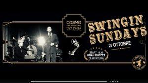 Swingin' Sundays - Great Reopening @ MIB Milano | Milano | Lombardia | Italia