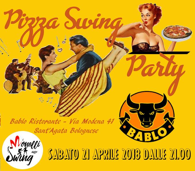 Evento Swing Bologna