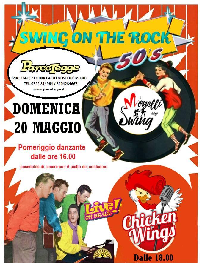 Evento Swing Reggio Emilia