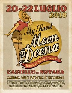Swing Fever Media Partner di My Sweet Moon Deena