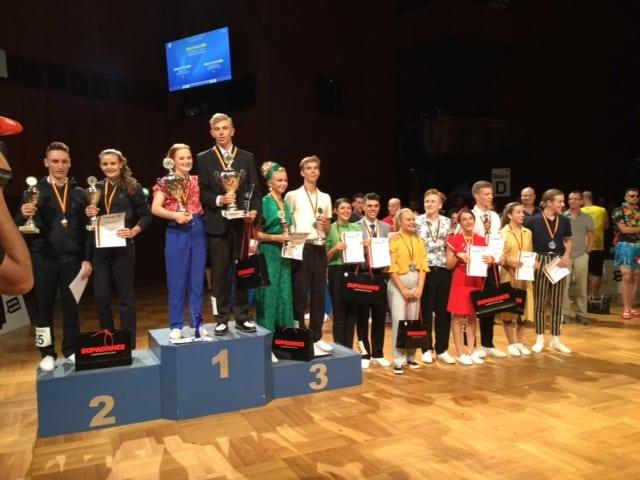L'Italia ai campionati del mondo di Boogie Woogie – Intervista a Magda Laudi