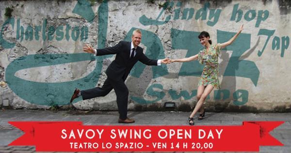 Savoy Swing - OPEN DAY