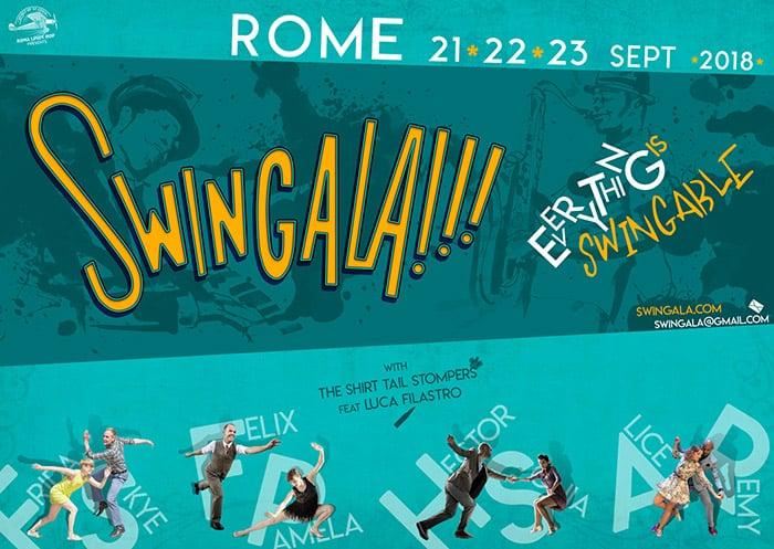 Swing Fever Media Partner di Swìngala
