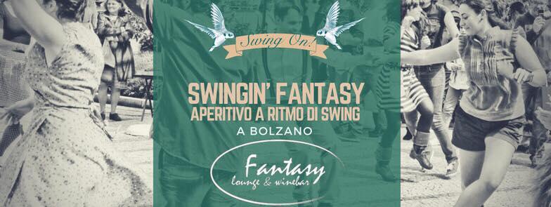Swingin' Fantasy evento swingfever.it