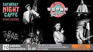 Saturday Night Caffè # 6 - Un sabato rock'n'roll @ Caffè Letterario   Roma   Lazio   Italia