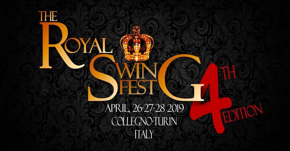 Swing Fever Media Partner di The Royal Swing Fest