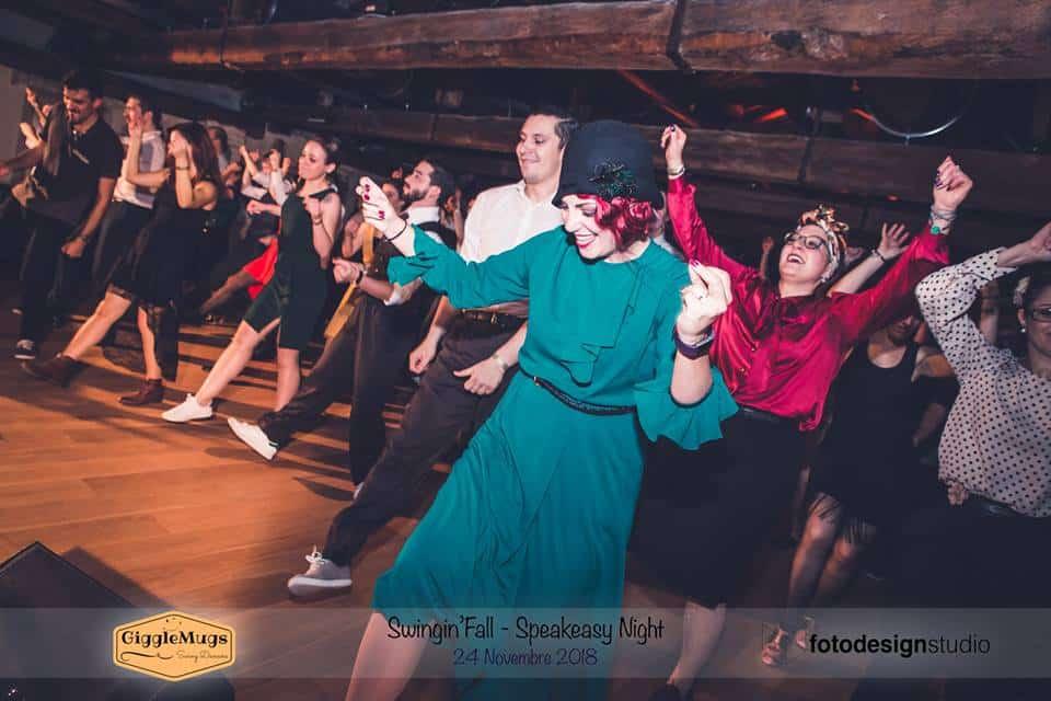 """Una """"famiglia swing"""" dove sono tutti benvenuti! – Intervista a Sara Vianello di GiggleMugs Swing Dancers"""