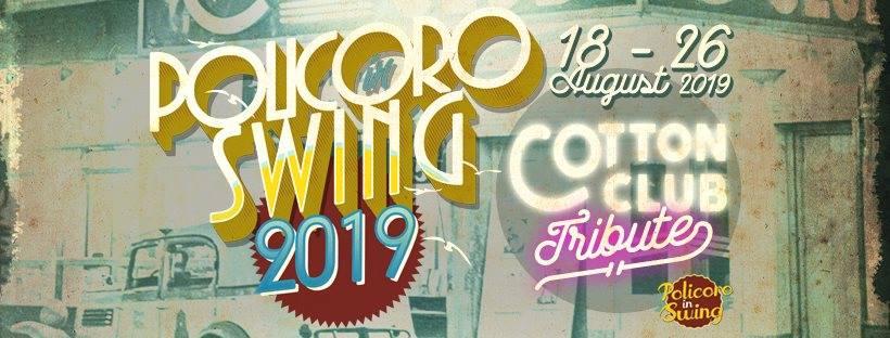 Swing Fever Media Partner di Policoro in Swing 2019