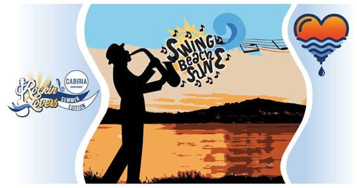 Swing Beach & Sun live The Swing Barriques Lalla Hop Arpad