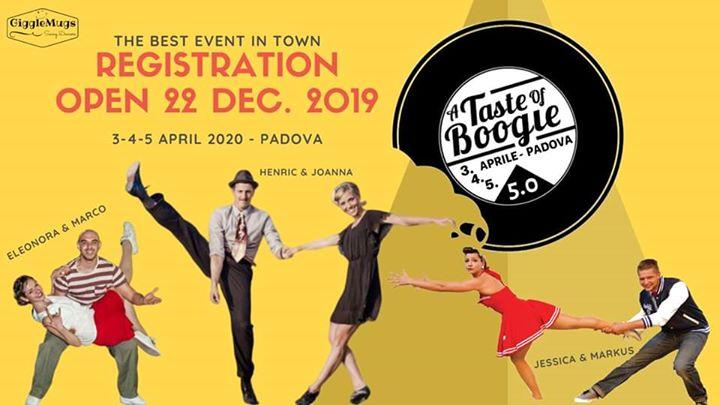A Taste of Boogie 5.0