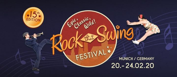 15th Rock That Swing Festival