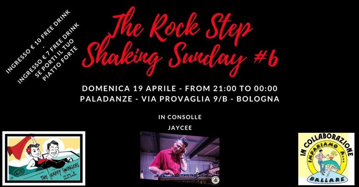 The Rock Step Shaking Sunday #6