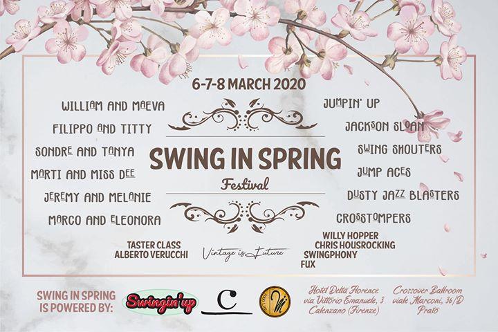 Swing in Spring Festival – 5^ Edition