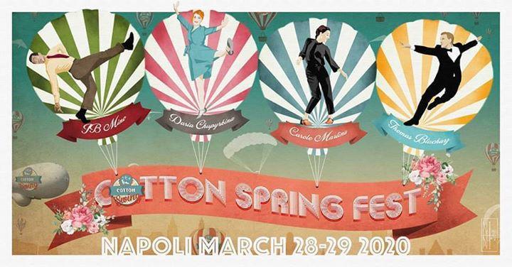 Cotton Spring Fest 2020