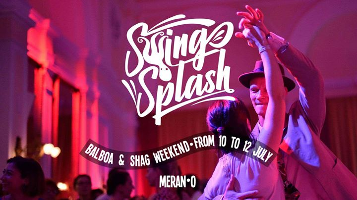 Swing Splash - Merano Copertina di Balboa & Shag Weekend