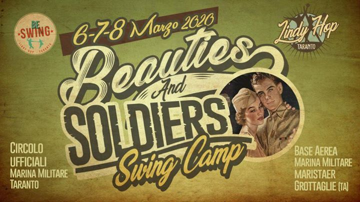Beauties and Soldiers (Swing Camp)