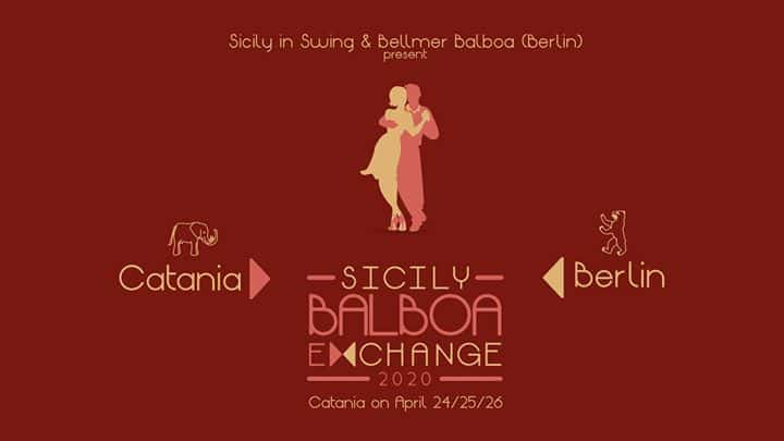 Copertina di Sicily Balboa Exchange Catania/Berlin: Workshop Balboa - Swing Fever