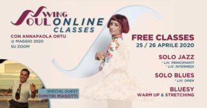 Online Classes - Maggio 2020