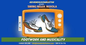 Footwork and musicality @ Nonsolocharleston | Milan | Italy