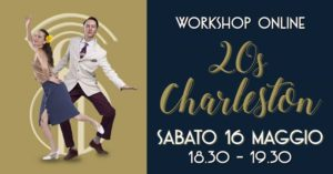 Workshop Online - 20s Charleston