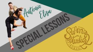 Special Lessons with Swing Studio 22 asd @ Swing Studio 22 asd | Florence | Italy