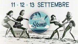 Tuscany Beach Stomp - Swing Festival - 2° edition