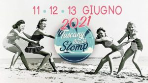 Tuscany Beach Stomp - Swing Festival - 2° edition