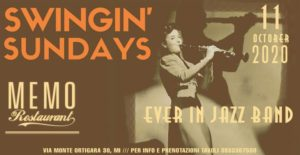 Swingin'Sundays REOPENING @ MEMO Restaurant Music Club | Milan | Italy
