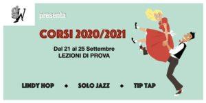 Presentazione Corsi 2020/2021 @ Milano