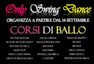 Open Week Only Swing Dance @ Only Swing Dance ASD | Bazzano | Italy