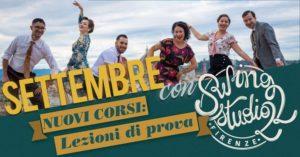 Nuovi Corsi Swing Studio 22: Lezioni di Prova! @ Swing Studio 22 asd | Florence | Italy