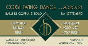 SWINGHAUS - Corsi e Lezioni Prova Gratuite di Swing Dance a.a. 2020/21 @ Roma | Rome | Italy