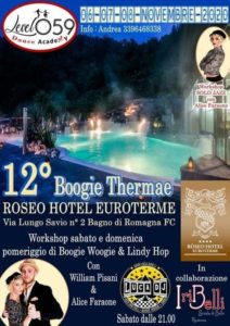"12 "" boogie thermae"" @ Roseo Euroterme Wellness Resort 