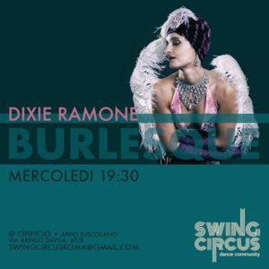 DANCESQUE  • Burlesque a passo di danza @ OPIFICIO In Movimento | Rome | Italy
