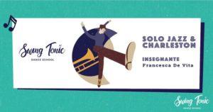 Corso di Solo Jazz @ Styledance Napoli | Naples | Italy