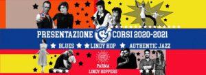 Presentazione Corsi 2020/21 - Parma Lindy Hoppers @ Parma Italty