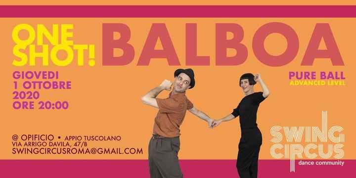 Balboa • ONE SHOT!