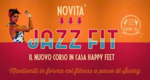 JAZZ FIT • Open Day! @ Athletic Body Club | Perugia | Italy