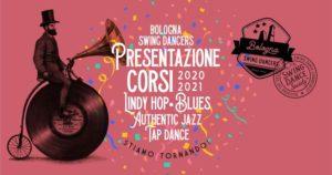 Presentazione Corsi 2020/2021 - Bologna Swing Dancers